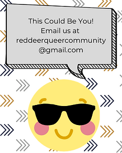 This Could Be You! Email us at reddeerqu