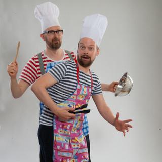 Pancake Panic!