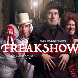 Fred Strangebone's Freakshow