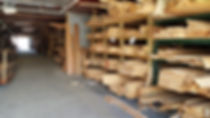 Anderson Lumber Mill wood shop