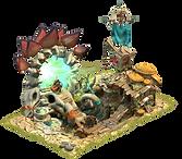 Elvenar Orc Portal