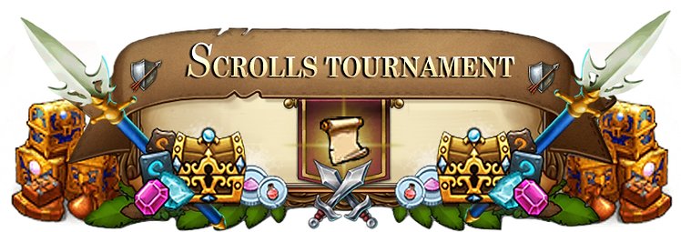 Elvenar Scrolls Tournament