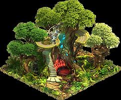 Elvenar Forest Fabrication