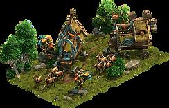 Elvenar March of the Herds