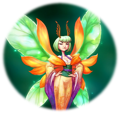 Elvenar Fairy