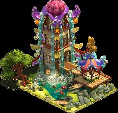 Elvenar Prosperity Towers Ancient Wonder