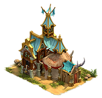 Elvenar Orc Residence