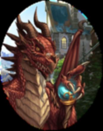 Elvenar Dragon