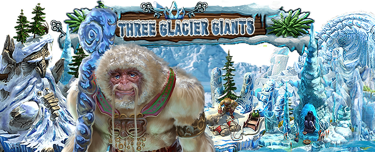 Elvener Winter Event 2017 Three Glacier Giants