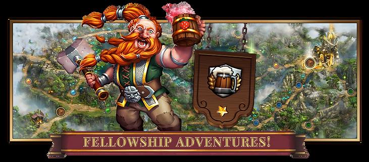 Elvenar Fellowship Adventures