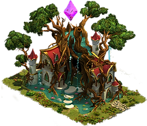 Elvenar Crystal Lighthouse Ancient Wonder
