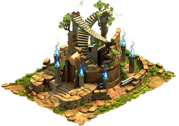 Elvenar Watchtower Ruins Ancient Wonder