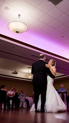 Brown Wedding-Father Daughter Dance- Som
