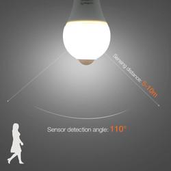 LED Sensor Light Bulb