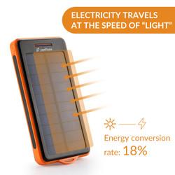 3.太阳能充电
