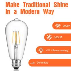 Filament Lamp Set