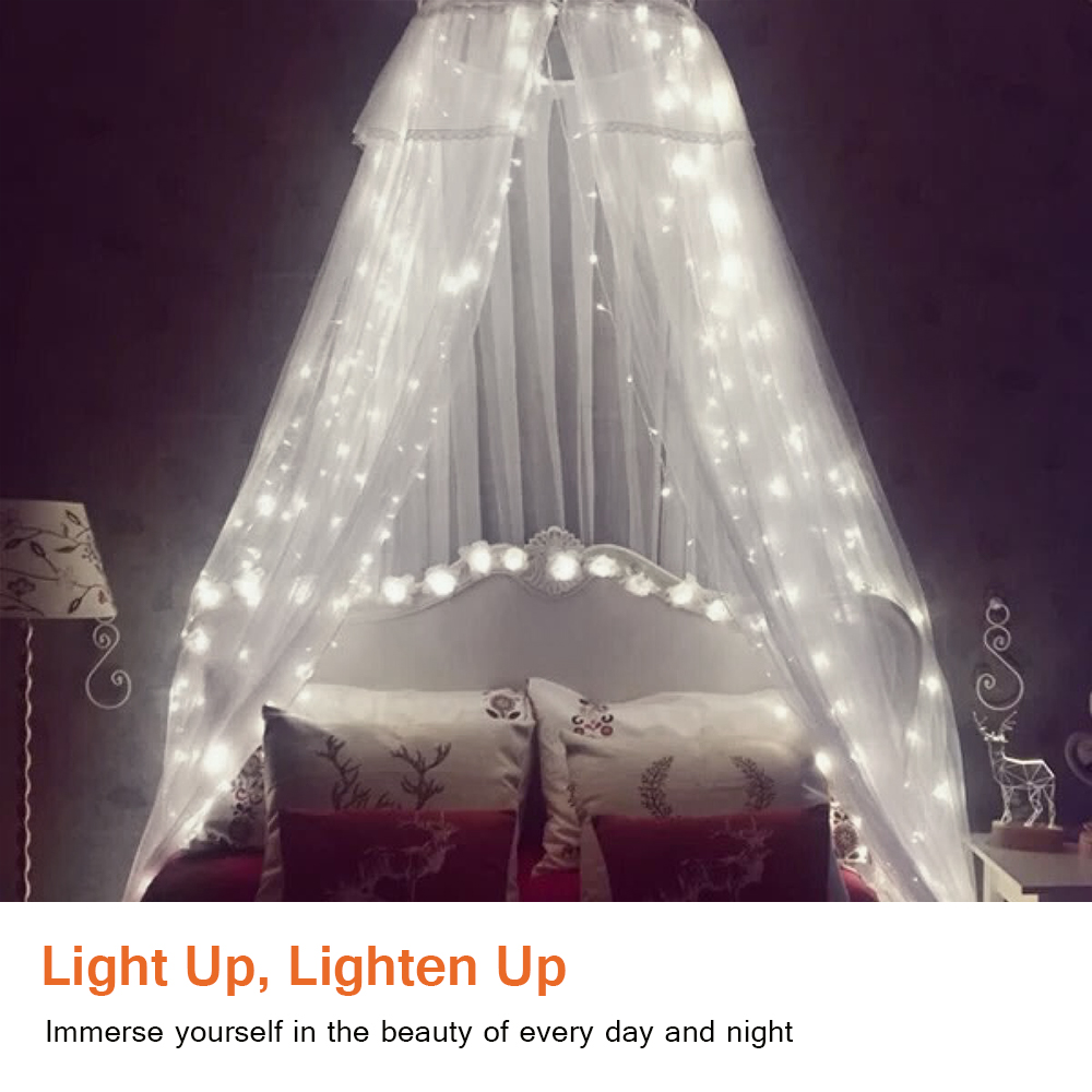Curtain Light Party