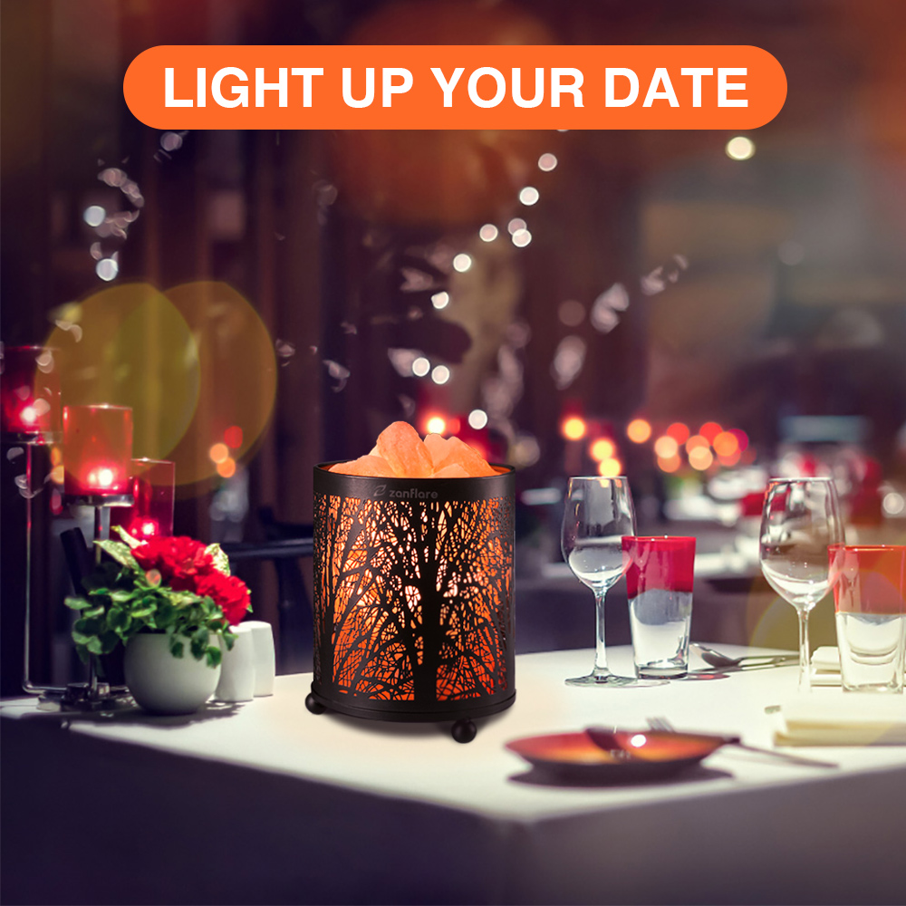 Salt Lamp Air Purifier