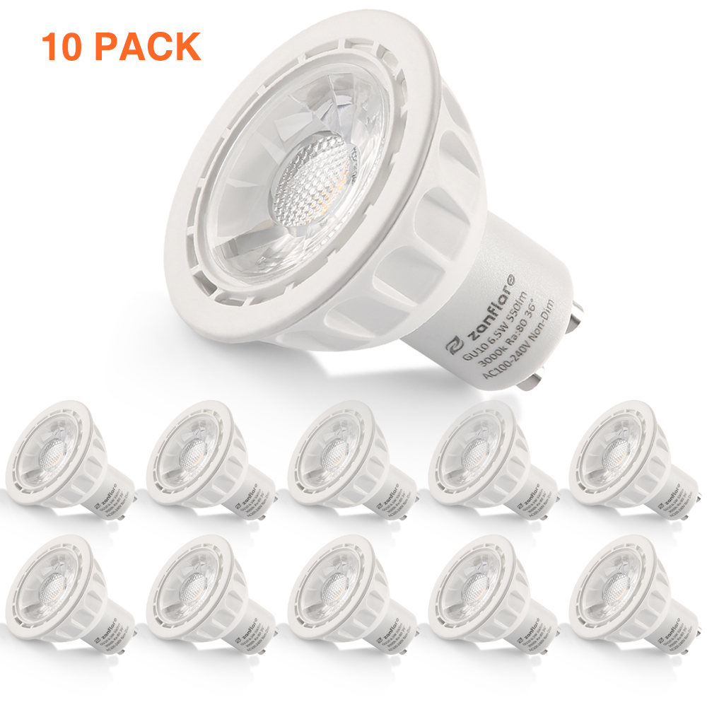 zanflare Led Spotlight Bulb set