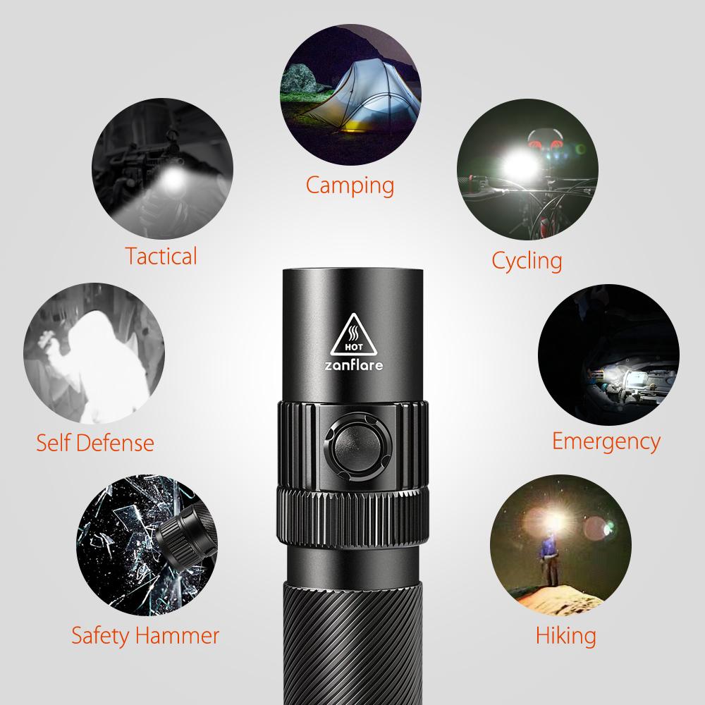 LED Flashlight Bulb