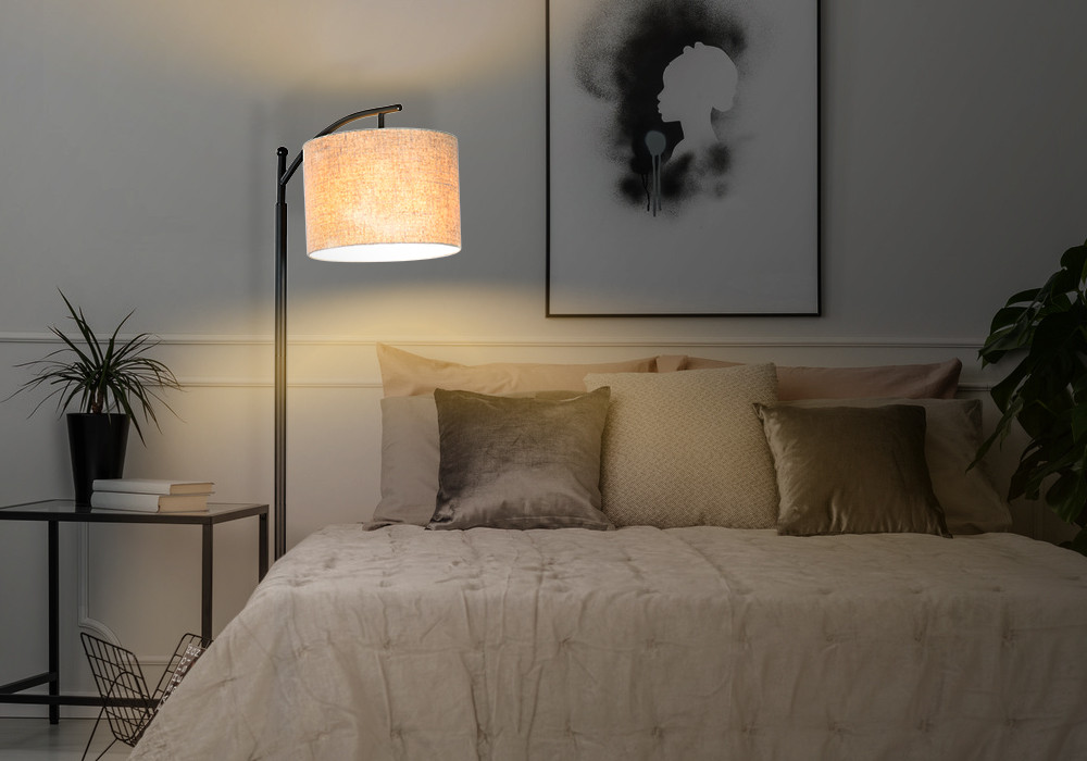 Zanflare Floor Lamp - Warm White Light