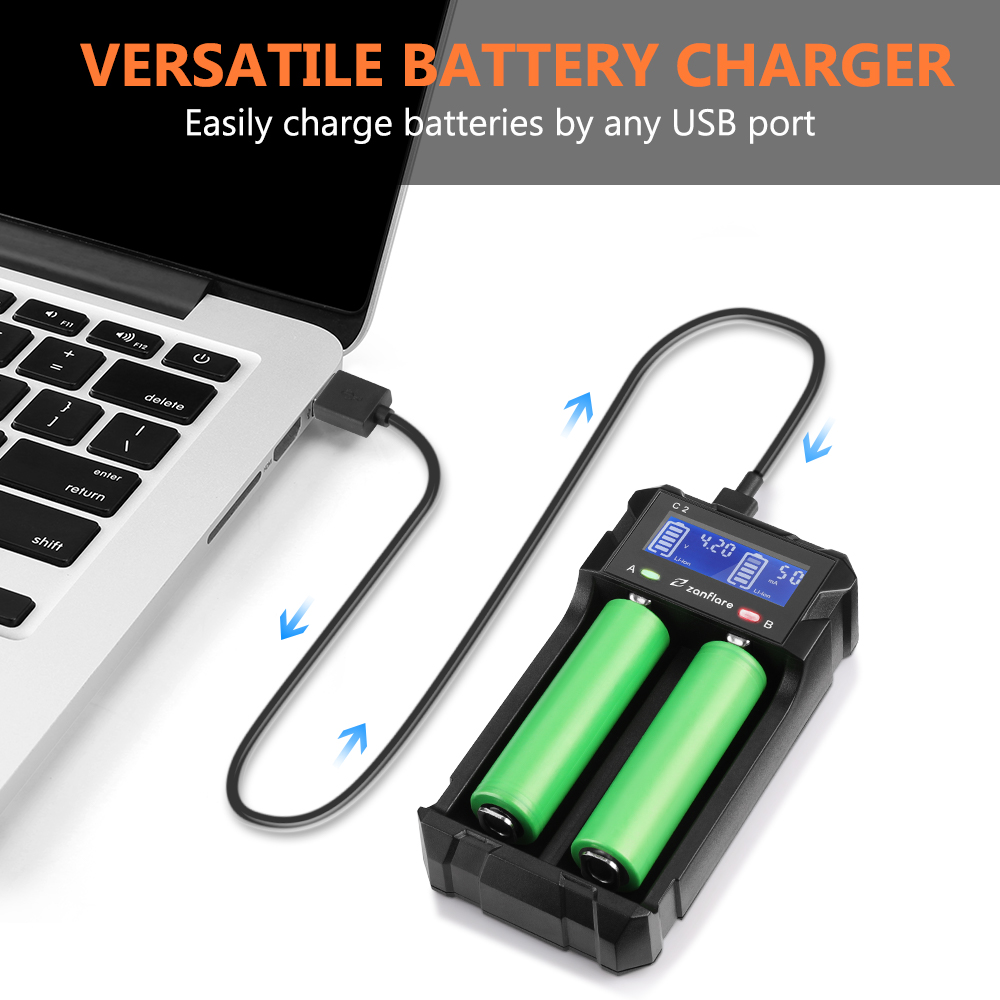 Battery Charger Current
