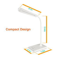 LED Table Lamp Power Saving