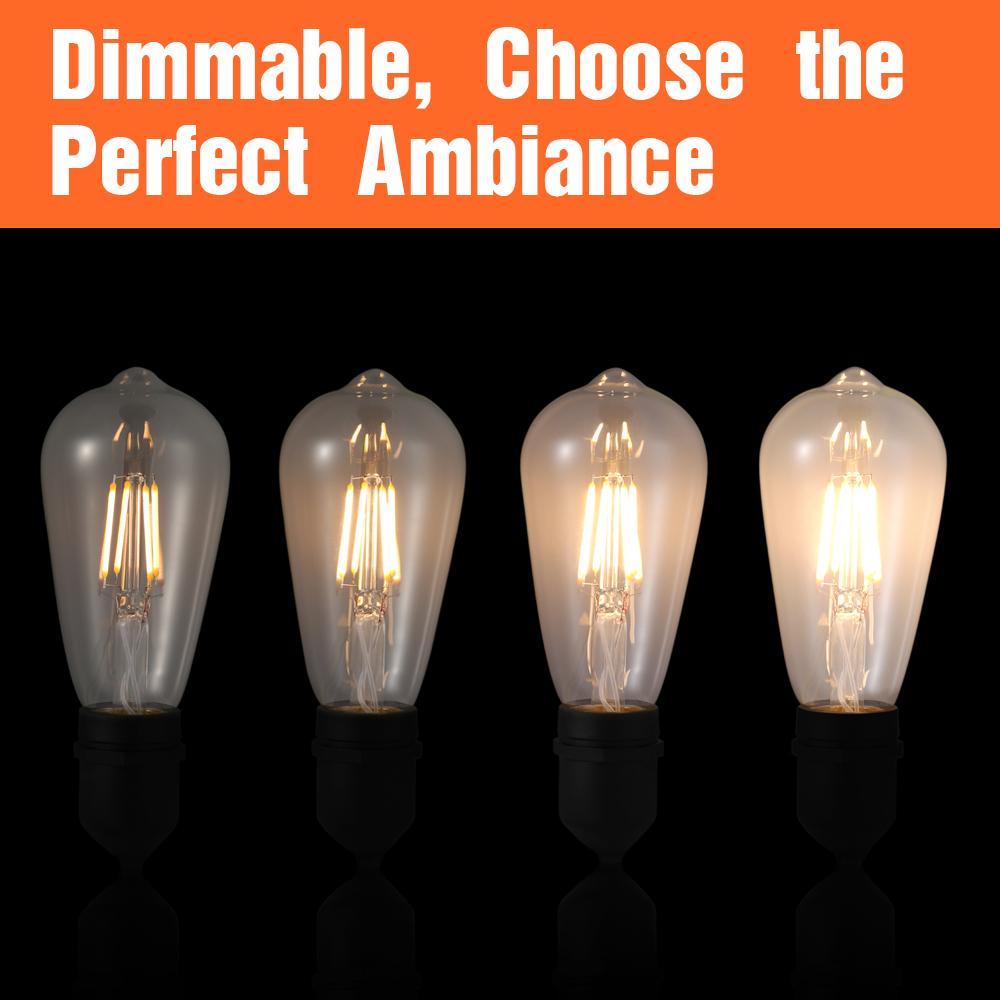 Decorative Filament Lamp