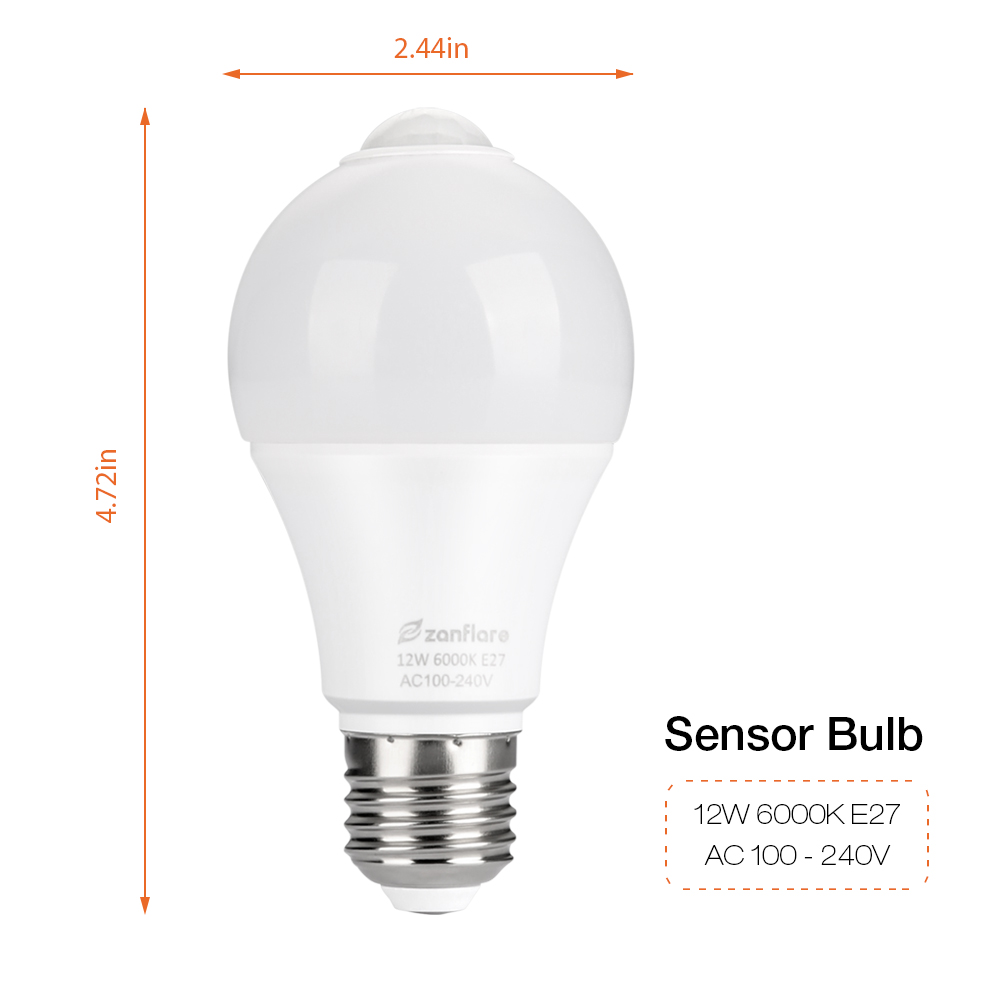 LED Light Bulb Durable