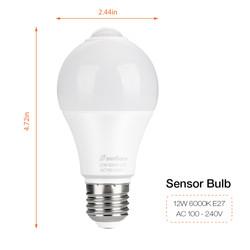 LED Light Bulb Durable