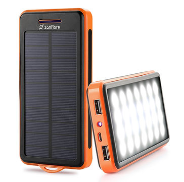 Zanflare WN-157 Solar Charger
