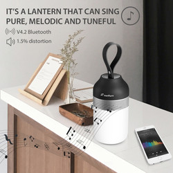 Smart Speaker Light Music