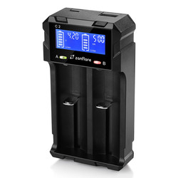 Battery Charger With Indicator