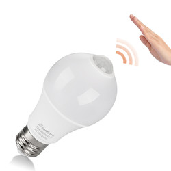 Infrared Motion Sensor Light Bulb