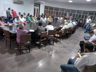 Conselho define os integrantes das suas nove comissões