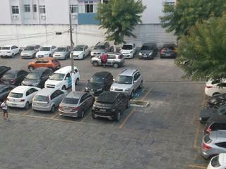 Náutico terá administração terceirizada do estacionamento