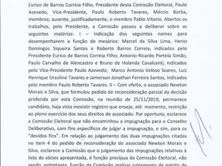 Eleição: Comissão indica os mesários