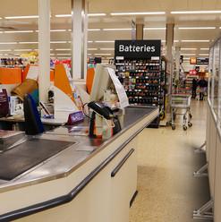 Retails Screen: Seperator in Situ