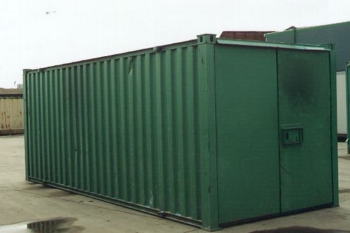 20 x 8 STEEL CONTAINERS