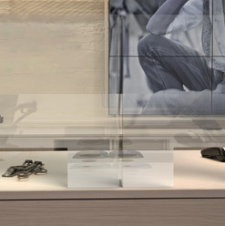 Retail Screens: Sneeze Guard - Acrylic