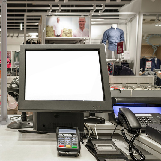 Retail Screens: In Situ