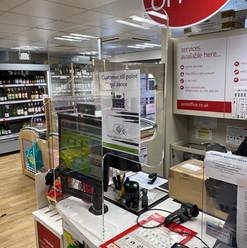 Retail Screens: In Situ