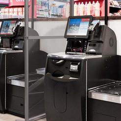 Retail Screens: Til Dividers