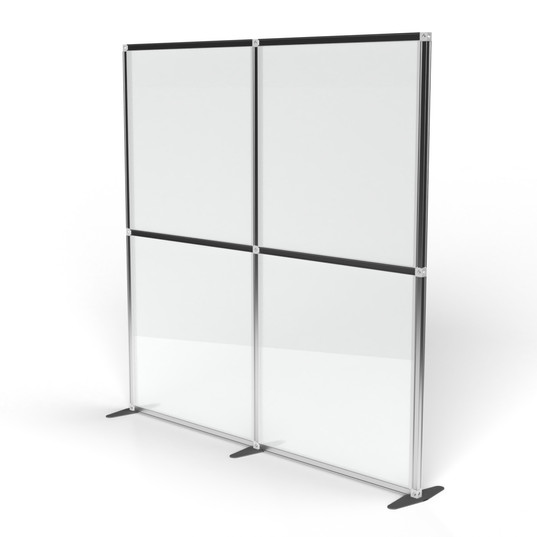 Modular Wall: 2m Clear