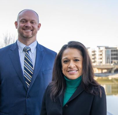 New law firm moves into Farm Credit building in downtown Wichita.