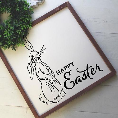 Floppy Ear Easter Bunny
