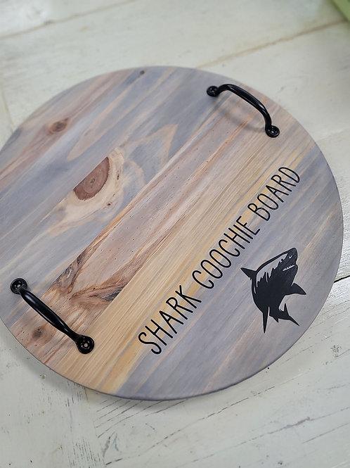 Shark Coochie Board (Charcuterie Board Kit)