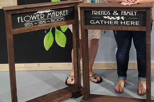 Porch Plant Stand Kit