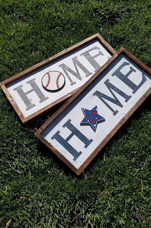 Home Sign Kit