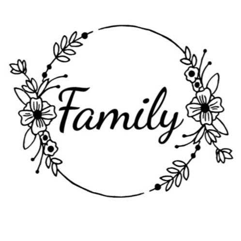Family- med sign